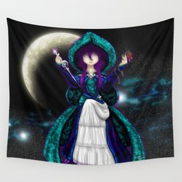 Forever Mage - Dark Version Wall Tapestry