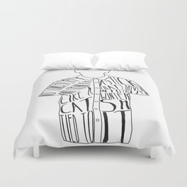 Android  Duvet Cover