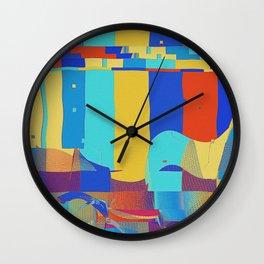 ACCOUNT Wall Clock