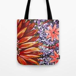 Floral in Bloom Tote Bag