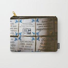 Souvenirs Carry-All Pouch