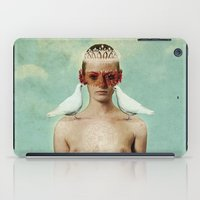 serenity iPad Cases featuring Serenity by Seamless