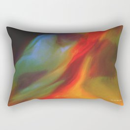 IN THE HEAT OF THE NIGHT Rectangular Pillow