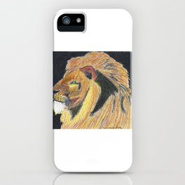 Hear me Roar iPhone Case