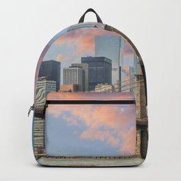 The City Landscape  Backpack