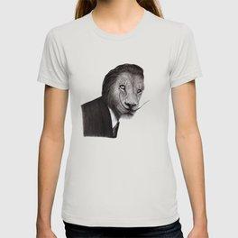 Genius Lion T-shirt