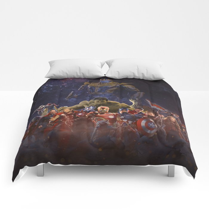 all good and bad Comforters