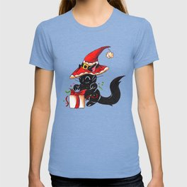 Santa Sorcery T-shirt