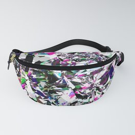 Worlds Collide Fanny Pack