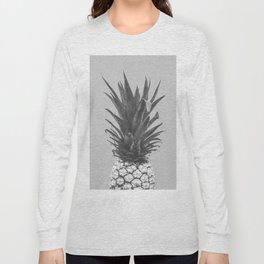 albino pineapple Long Sleeve T-shirt