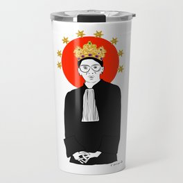 Queens Series: Ruth! Travel Mug