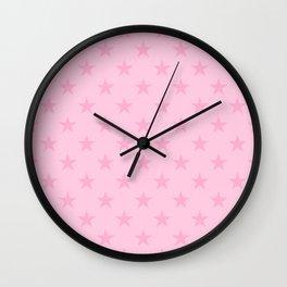 star 67 Wall Clock