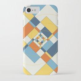 Fibonacci Experiment V iPhone Case