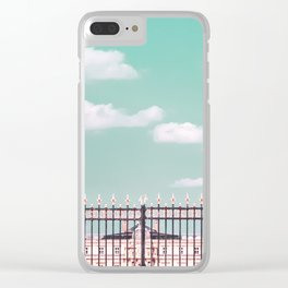 Does It Even Matter? Clear iPhone Case