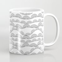 stark Mugs featuring Stark Hills by SonyaDeHart