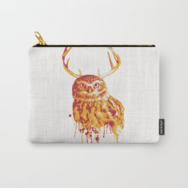 Owlope Stripped Carry-All Pouch