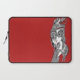 Complicated explantion Laptop Sleeve