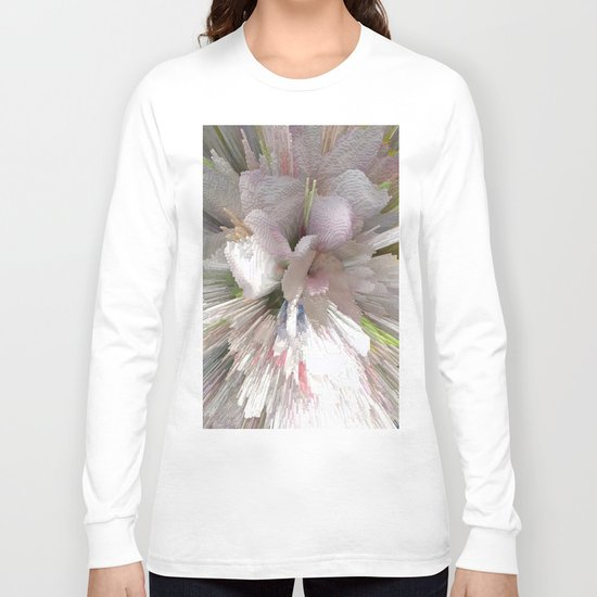 Abstract apple tree Long Sleeve T-shirt