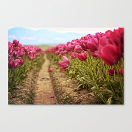the standout Canvas Print