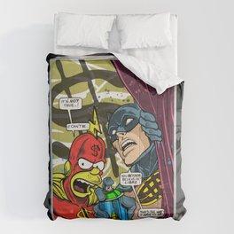 Defective Comic Issue 01 Comforters