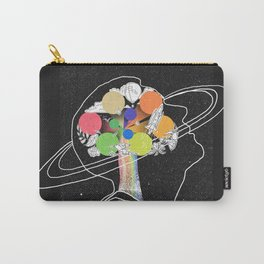 Head full of dreams Carry-All Pouch