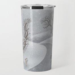 The Night Gardener - Winter Park Travel Mug