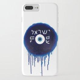 Nazar Ayin (We Lived, B****) iPhone Case