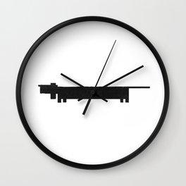 Lump Wall Clock