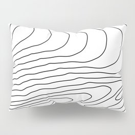 Topographic #440 Pillow Sham