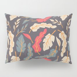 Vintage Floral Pattern 009 Pillow Sham