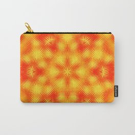Fire Kaleidoscope 4 Carry-All Pouch