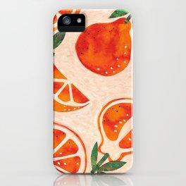Tangelo Fun iPhone Case
