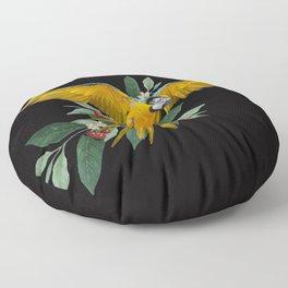 Ara Ararauna Floor Pillow