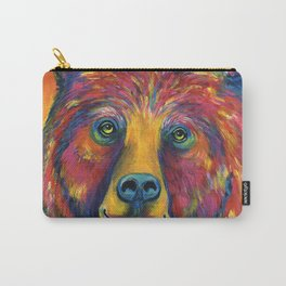 GOT BERRIES GRIZZLY BEAR Carry-All Pouch