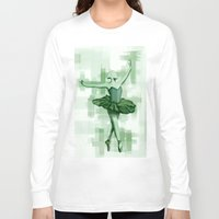 grace Long Sleeve T-shirts featuring Grace by Carles Marsal
