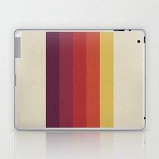 Retro Video Cassette Color Palette Laptop & iPad Skin