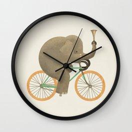 Ride Wall Clock
