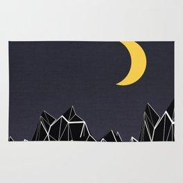 The Moon 2 Rug