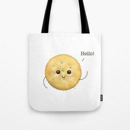 Super Cute Realistic Cracker Kawaii (Clever huh?) :p Tote Bag
