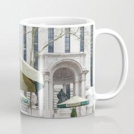 Bryant Park New York City Coffee Mug