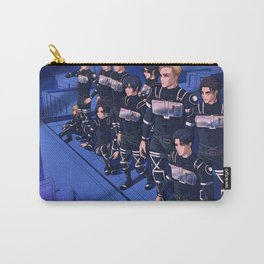 Devils of Paradis Carry-All Pouch