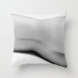 Nude Bodyscape Throw Pillow