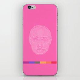 Pink Putin iPhone Skin