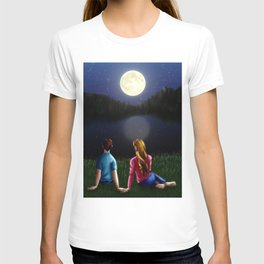 Beneath the Moon T-shirt