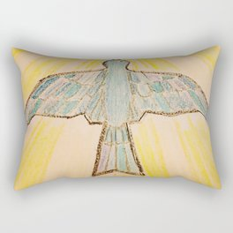 Soaring higher Rectangular Pillow