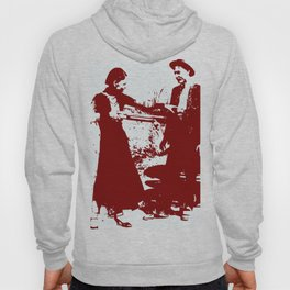 Bonnie and Clyde Hoody