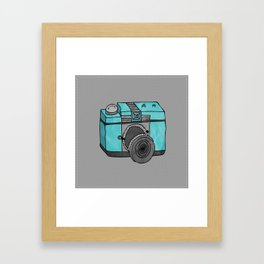 caaamera Framed Art Print