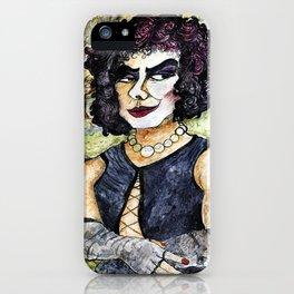 Mona Frankenfurter iPhone Case