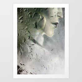 """Bodhi"" Chase Art Print"