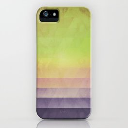 toxic dynamic iPhone Case